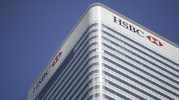 The $1.9 billion settlement from British banking firm HSBC will settle allegations of allowing money laundering and transfers of billions from Iran. (Getty Images)