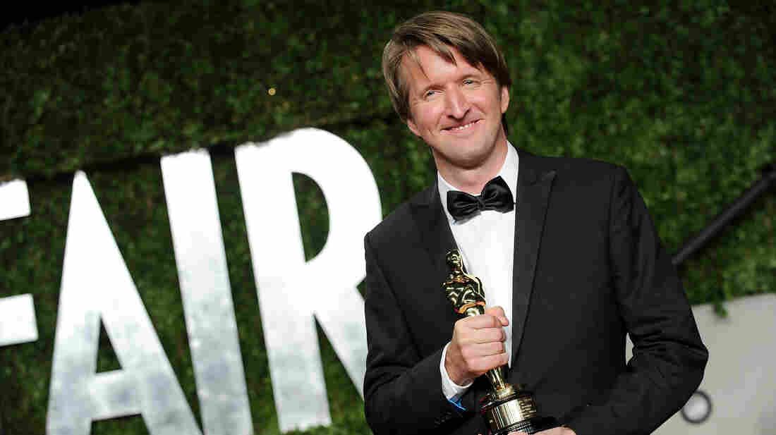 Tom Hooper won an Academy Award for best director for The King's Speech last year.