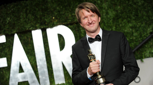 Tom Hooper won an Academy Award for best director for The King's Speech last year. (Getty Images)