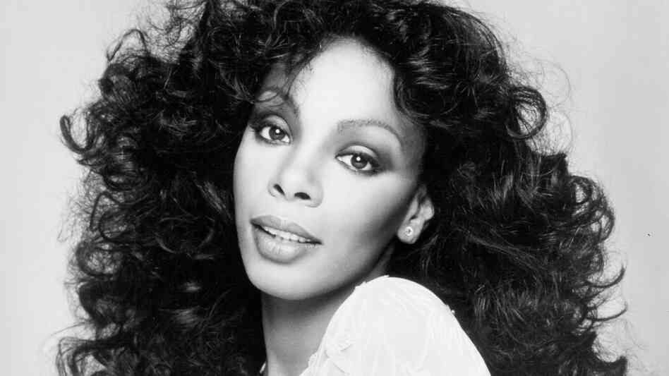 Donna Summer, a possible Rock and Roll Hall of Fame inductee, poses for a portrait circa 1976.