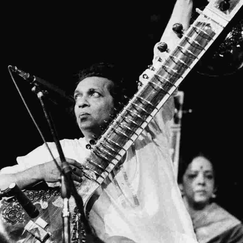 Sitar Virtuoso Ravi Shankar Dies At 92