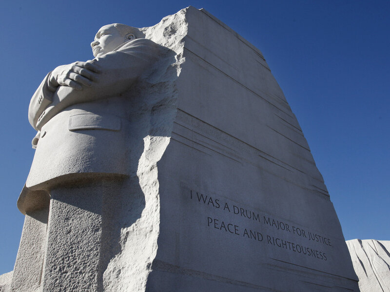 Inscription On Martin Luther King Jr Memorial To Be Removed The