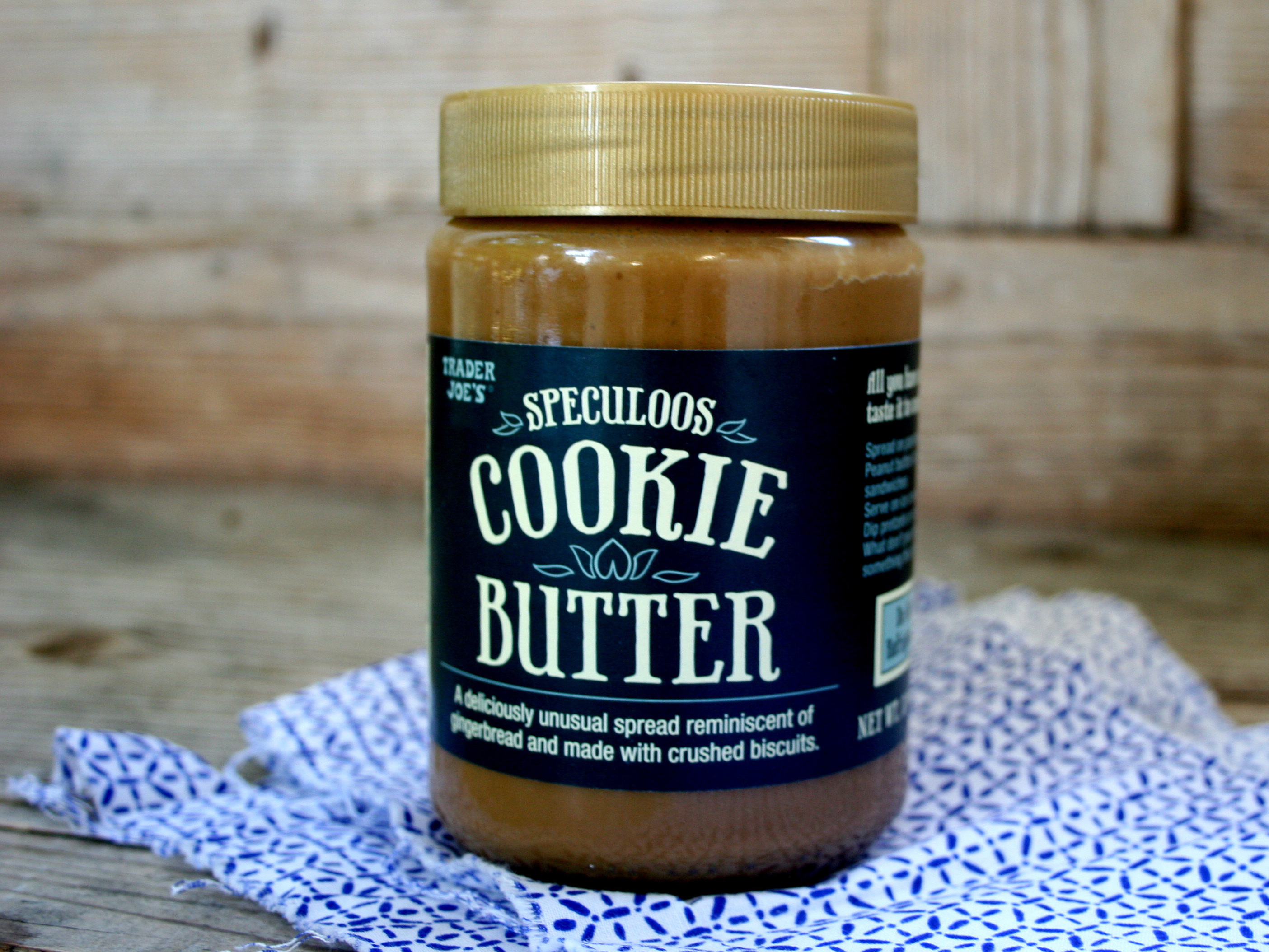 Speculoos Cookie Butter can be found at stores like Trader Joe's and online. (An online search for recipes for homemade versions turns up some interesting options, too.)