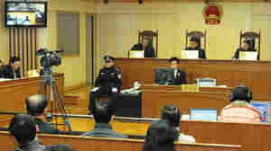A Rare Visit Inside A Chinese Courtroom