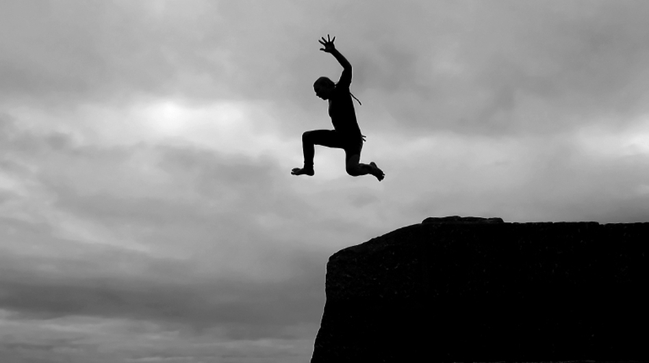 Falling Off A Cliff Dream 24728 | ENEWS