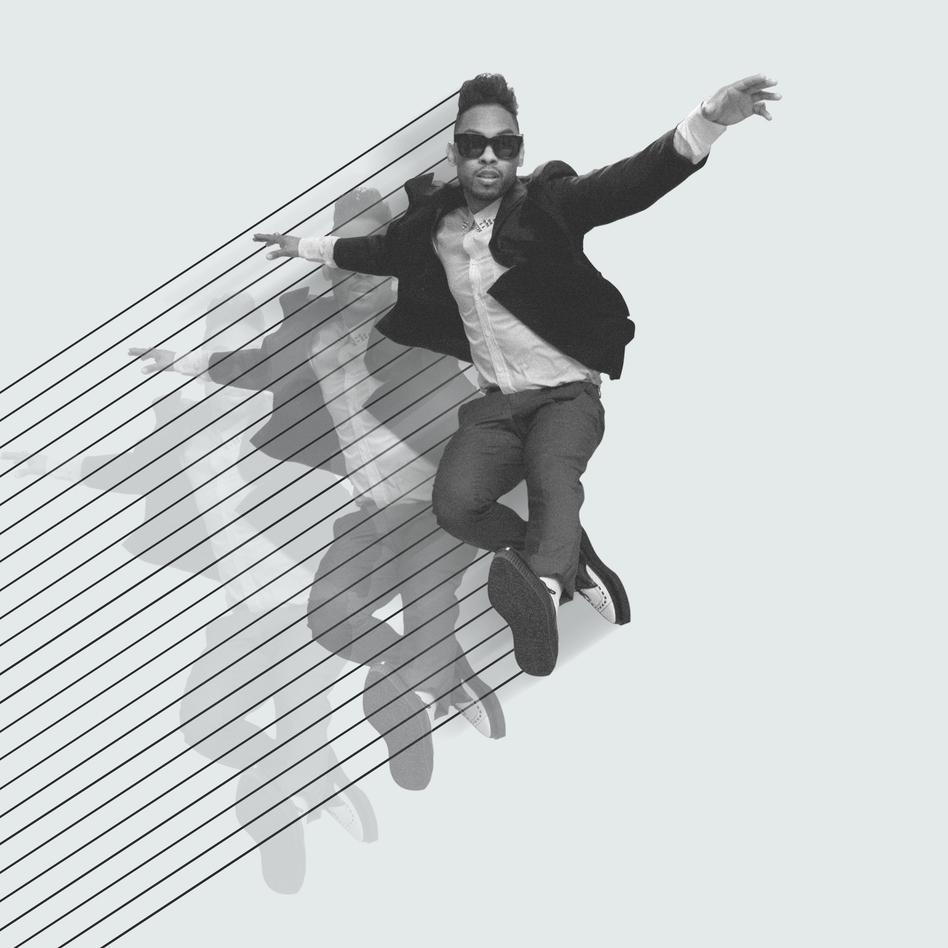 Miguel's killer 2012 began with the release of three free <em>Art Dealer Chic </em>mixtapes. His second full-length album, <em>Kaleidoscope Dream</em>, followed in  September.