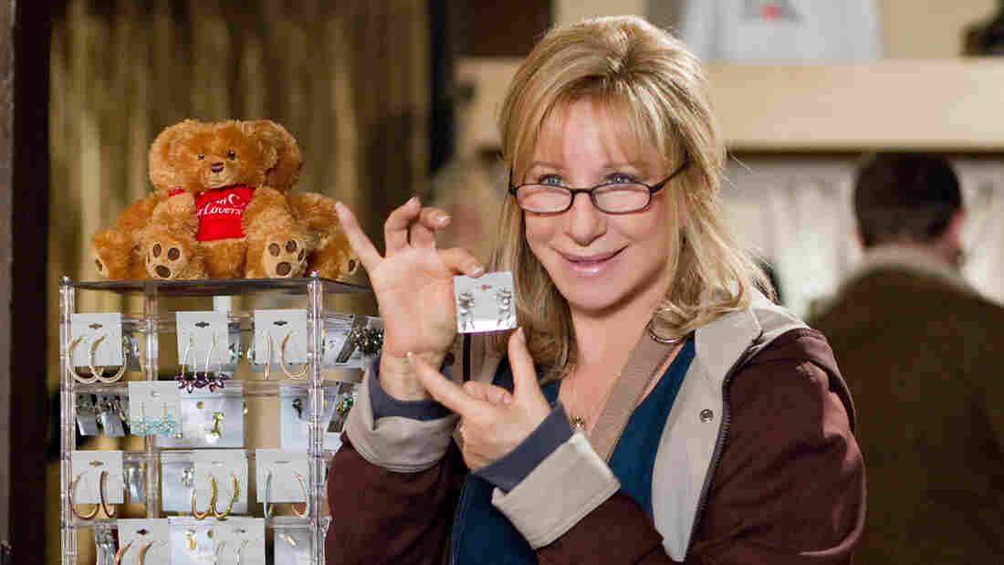 Barbra Streisand is Joyce Brewster in The Guilt Trip. The multitalented performer has won an Oscar, an Emmy, a Grammy and a Tony — a feat achieved by fewer than a dozen artists.