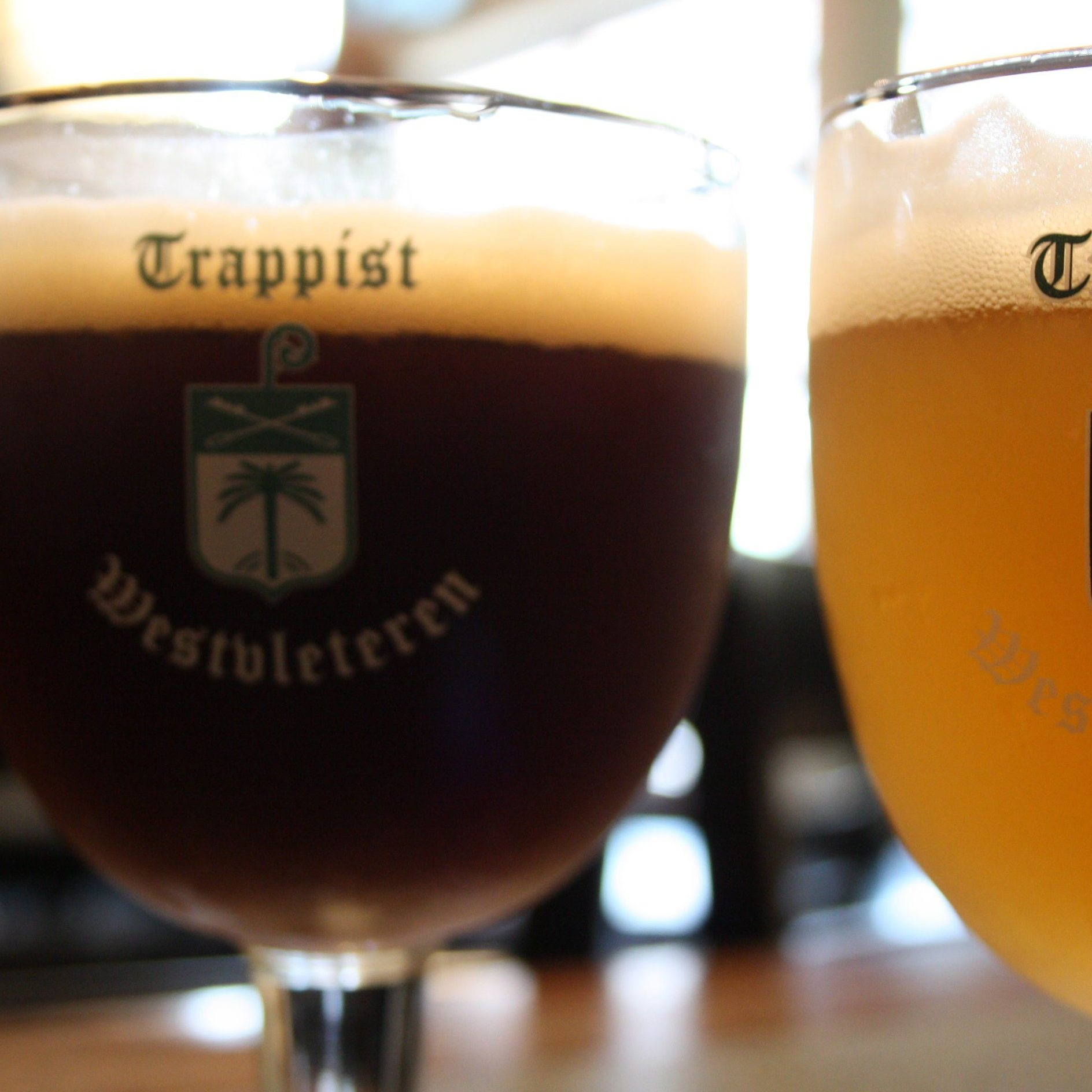 Beers made by Trappist monks at St. Sixtus Abbey's Westvleteren Brewery in Belgium are sought by connoisseurs. For the first time, the monks are exporting the brew overseas.