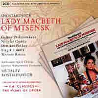 Galina Vishnevskaya stars in Shostakovich's Lady Macbeth of Mtsensk.