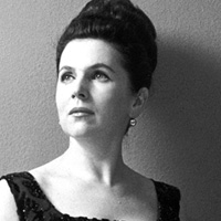 "Soprano Galina Vishnevskaya was once caleld the ""Russian Maria Callas"" for her intense interpretations."