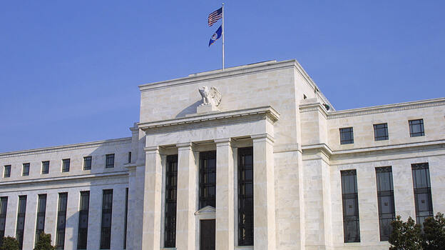 The Federal Reserve's headquarters in Washington, D.C. (AFP/Getty Images)