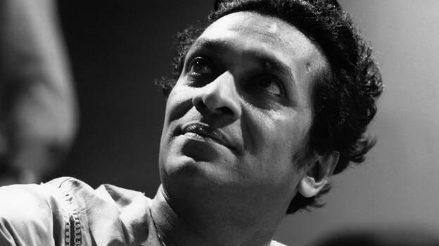 Ravi Shankar circa 1960 in the U.K. (Redferns)