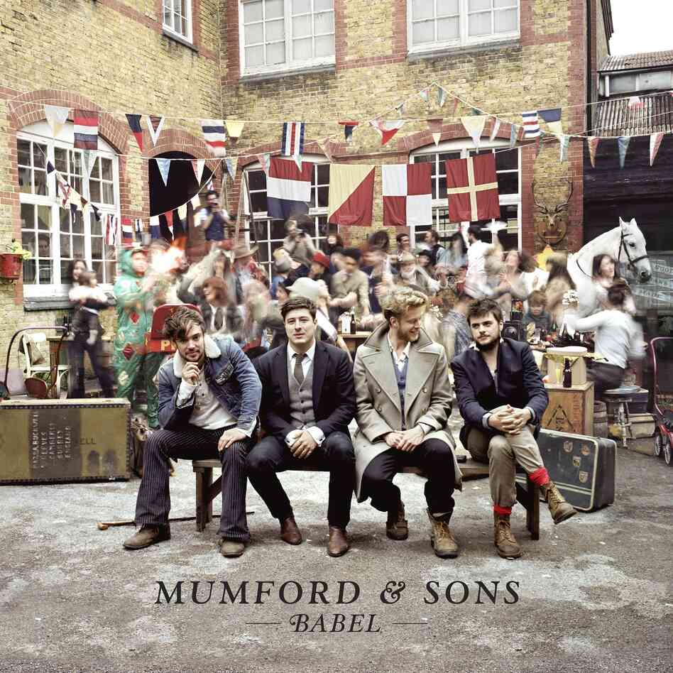 NPR listeners picked Mumford And Sons' Babel as their favorite record for 2012.