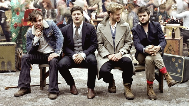 NPR listeners picked Mumford And Sons' Babel as their favorite record for 2012. (Courtesy of the artist)