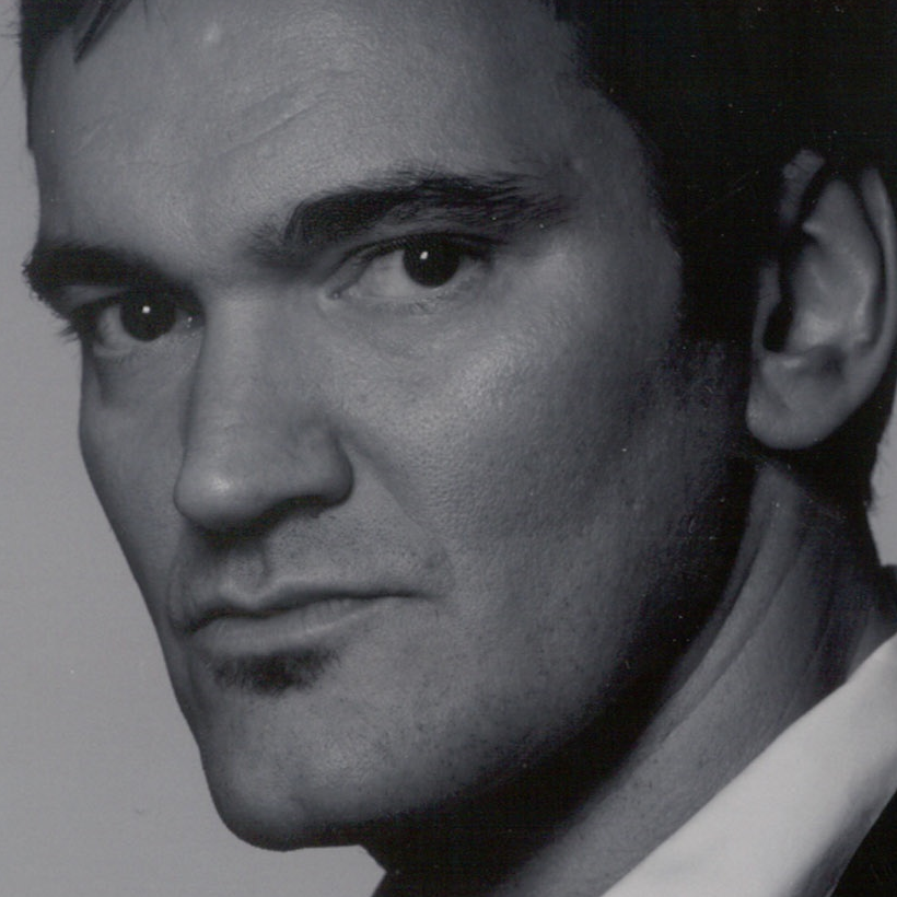 Quentino Tarantino is also the director of such films as Reservoir Dogs, Pulp Fiction and Jackie Brown.
