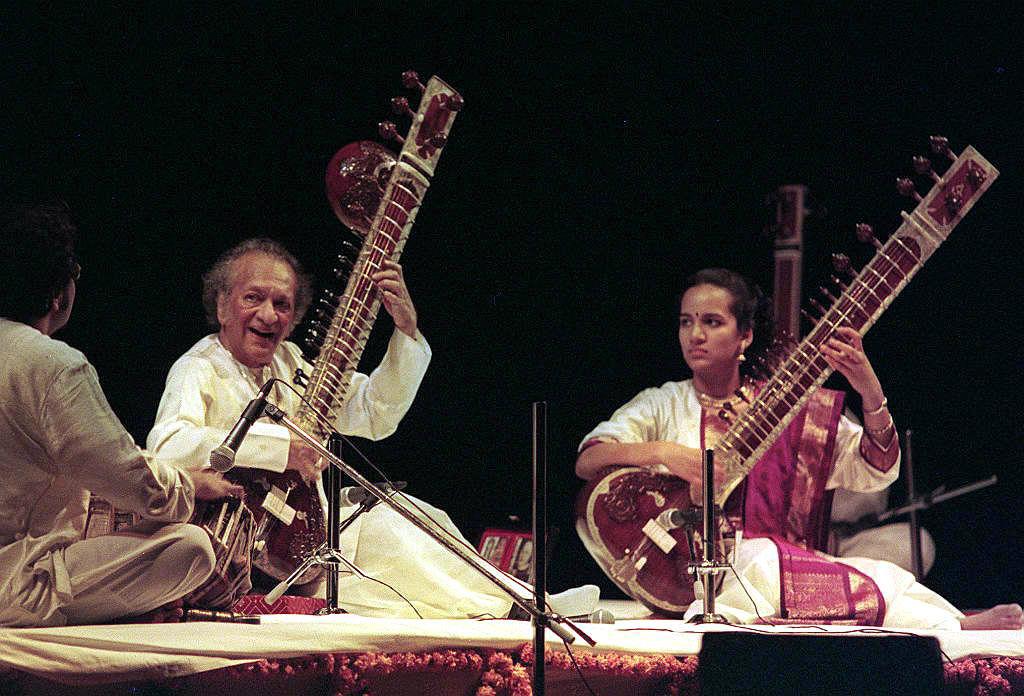 Andrea Echeverri: Indian Classical Music 101 With Ravi Shankar : NPR