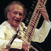 Ravi Shankar performs with his daughter, Anoushka Shankar.