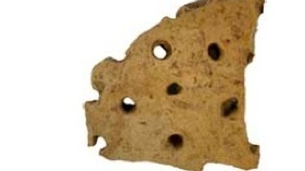 Archaeologists believe that ancient farmers used pots made from these pottery shards to make cheese — a less perishable, low-lactose milk product. (Nature)