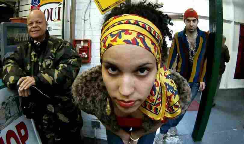 Xenia Rubinos is one of