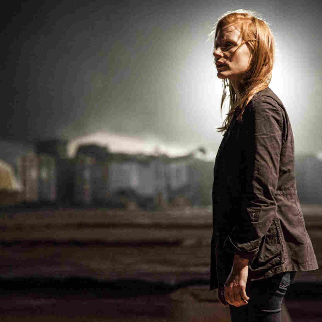 Stationed in a covert base overseas, Maya (Jessica Chastain) is a member of the elite team of spies and military operatives who secretly devote themselves to finding Osama bin Laden in Zero Dark Thirty.