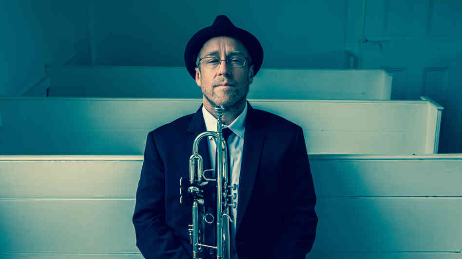 Dave Douglas' new album, Be Still, includes hymns he played at his mother's funeral service.