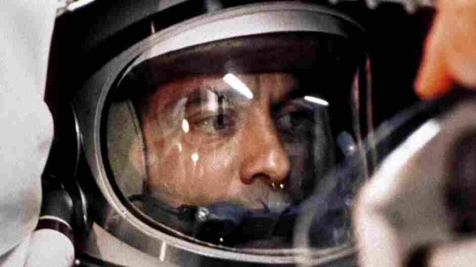 Astronaut Alan Shepard became the first American in space in 1961. He later developed an inner ear problem that grounded him from space flight u
