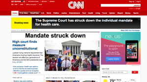 Error Of The Year: CNN And Fox News Share The Dishonor