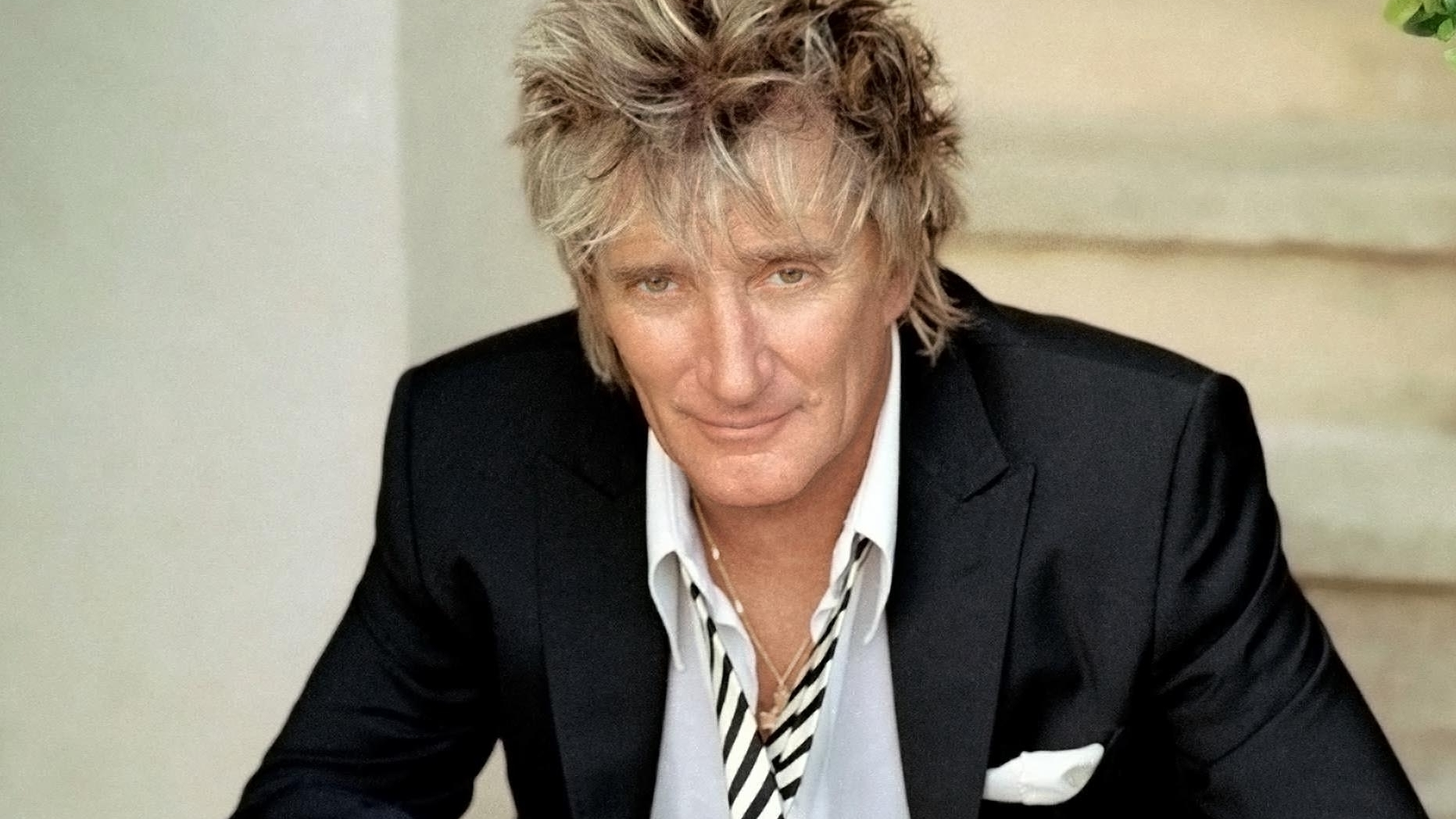 Interview Rod Stewart Author Of The Autobiography