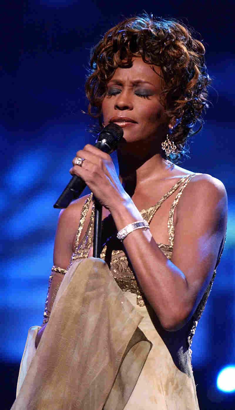 Whitney Houston in 2004.
