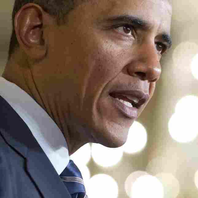 US President Barack Obama speaks about providing US states flexibility under No Child Left Behind prog