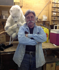 Lou Nasti runs a factory in Brooklyn that makes animatronic Christmas displays. He's been at it for almost 44 years.