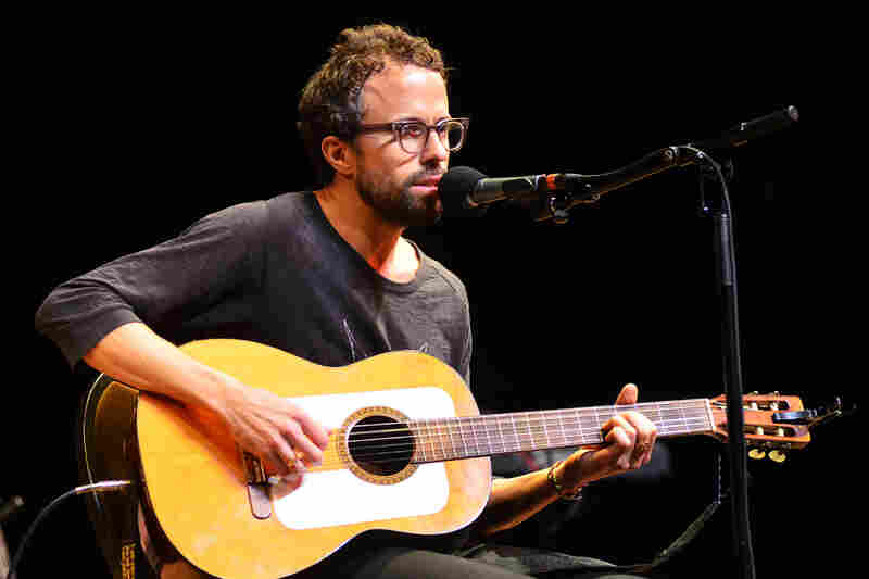 Jesse Harris returns to Mountain Stage with songs from his new album, Sub Rosa.