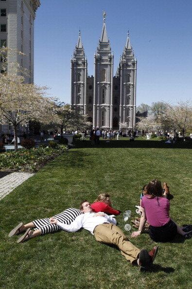 Mormon Women Dare To Wear Pants To Church : NPR