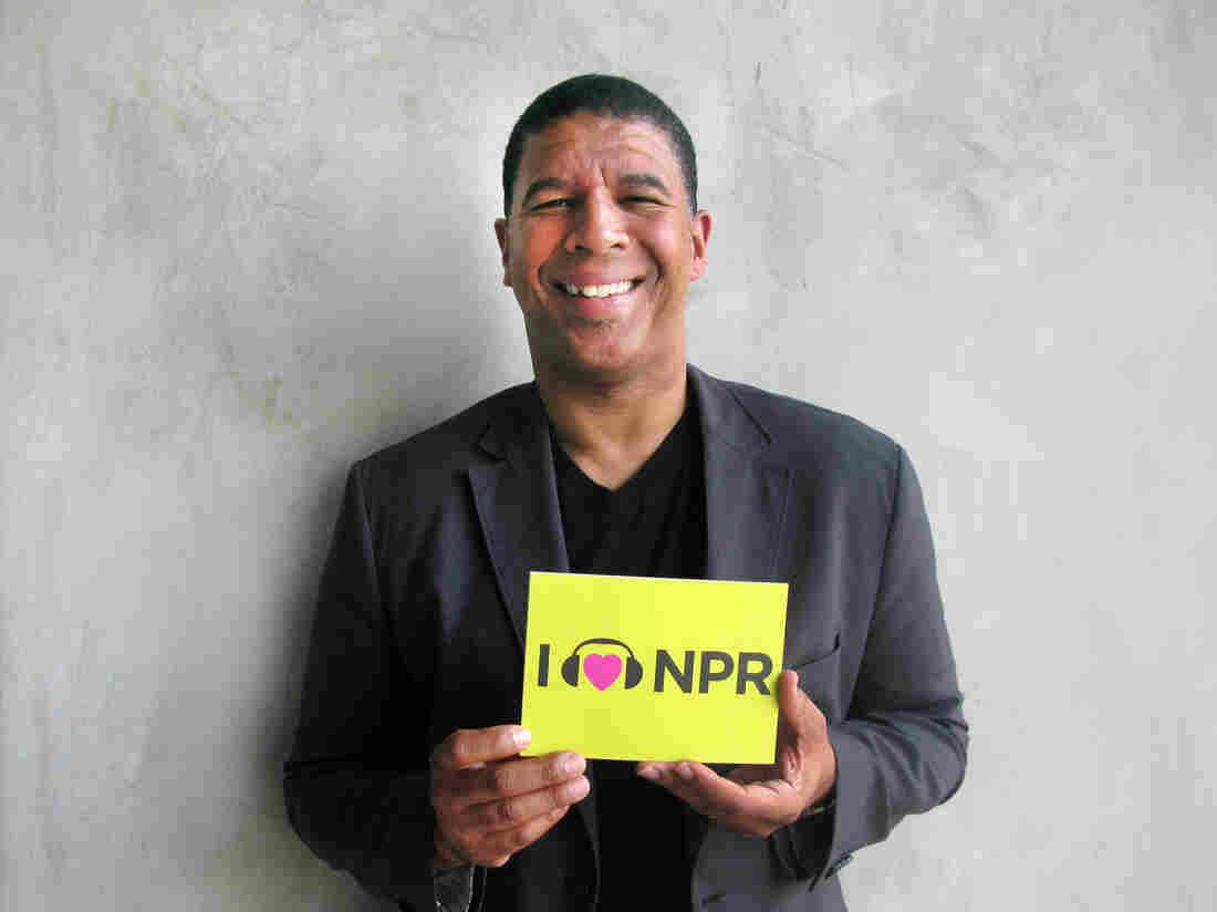 Peter Ramsey at NPR West.