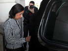 U.N. Ambassador Susan Rice, leaves the U.S. Capitol on Nov. 28.