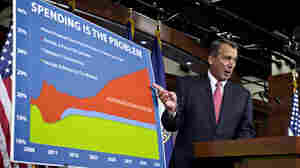 Boehner Floats Tax Rate Hike For Highest Earners