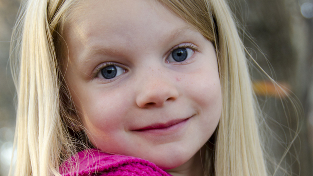 Emilie Parker, 6, was killed Dec. 14 in a mass shooting at Sandy Hook Elementary School in Newtown, Conn. (Courtesy of the family)