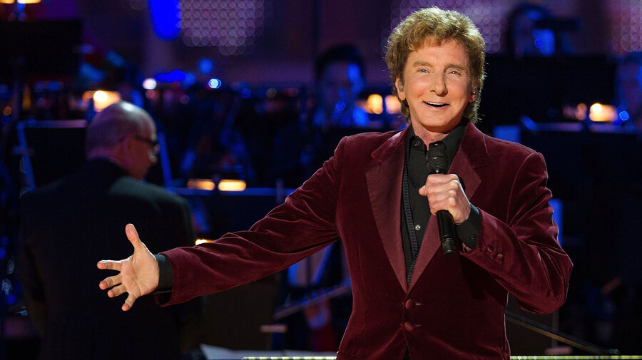 Why Barry Manilow Loves Christmas Music : NPR