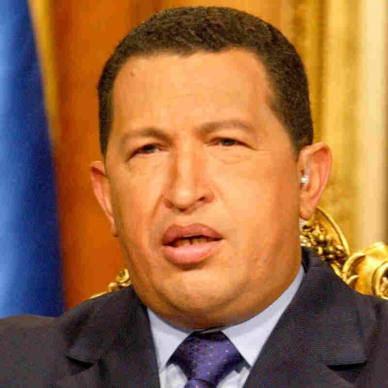 Venezuela's Chavez: An Outsized Personality, A Domineering Figure