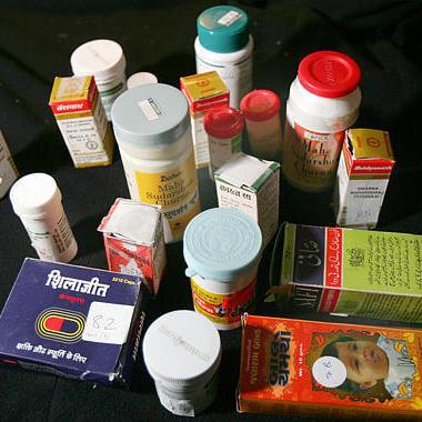 Toxic Metals Contaminate Some Aurvedic Treatments : Shots