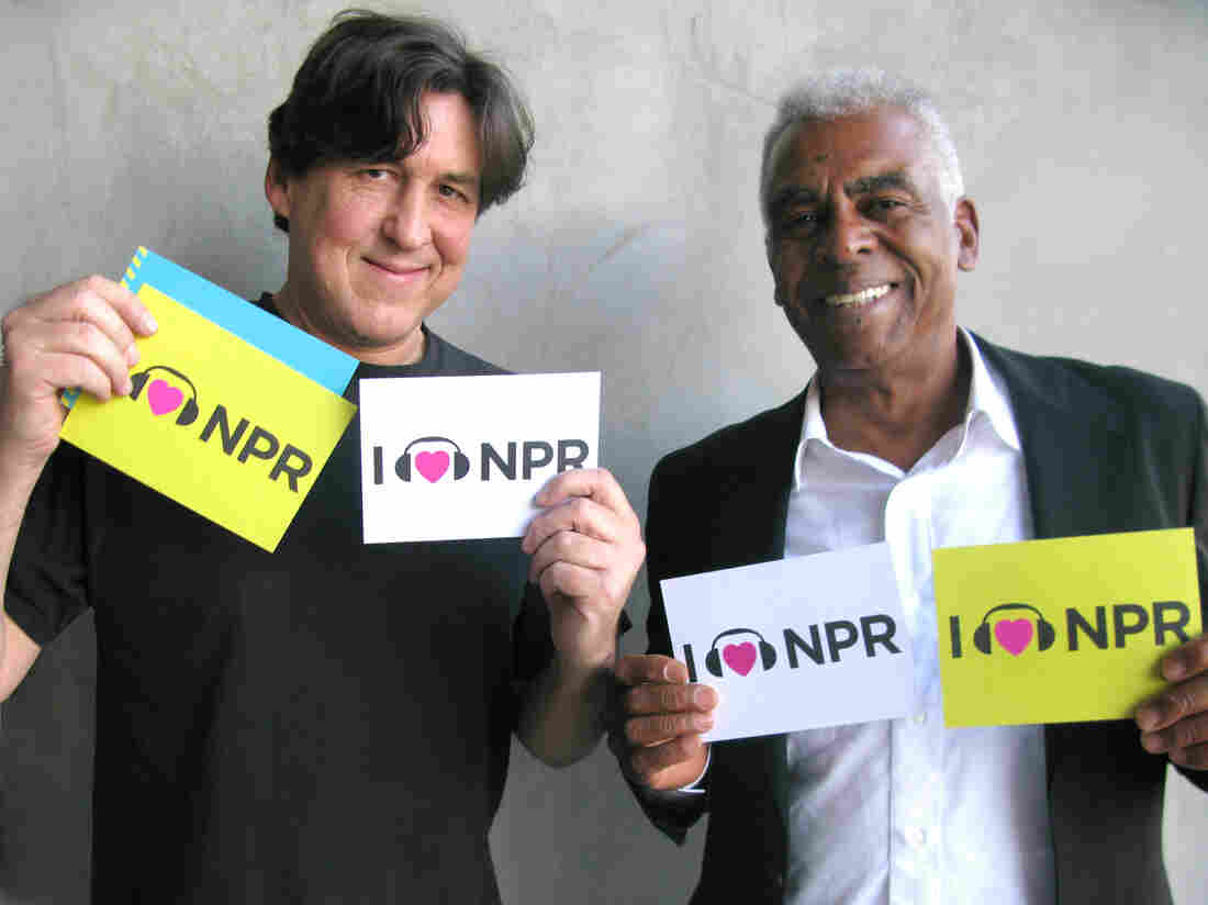 Cameron Crowe and Trevor Lawrence at NPR West.