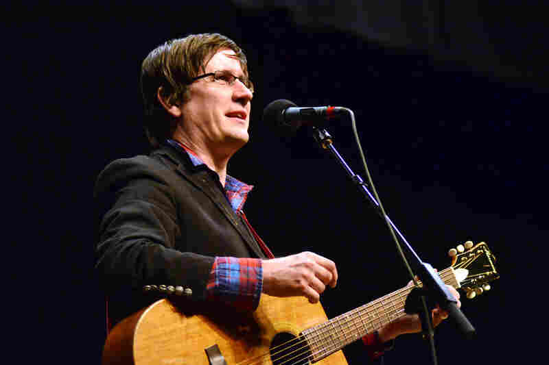 John Darnielle's songs are often detailed accounts of characters on the fringe of society. His empathy for outcasts seems to stem from his time spent working as a psychiatric nurse.
