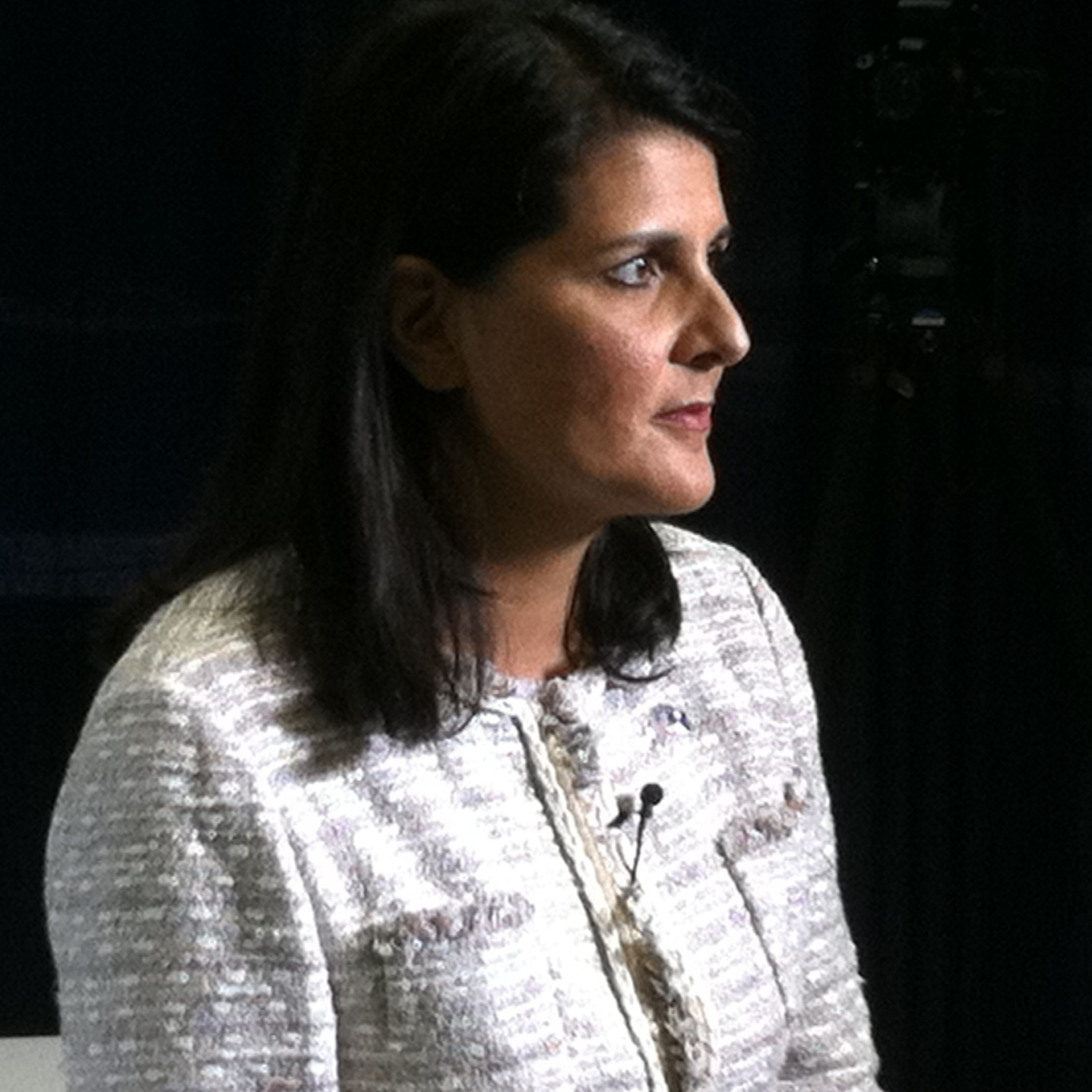 South Carolina Gov. Nikki Haley (R).