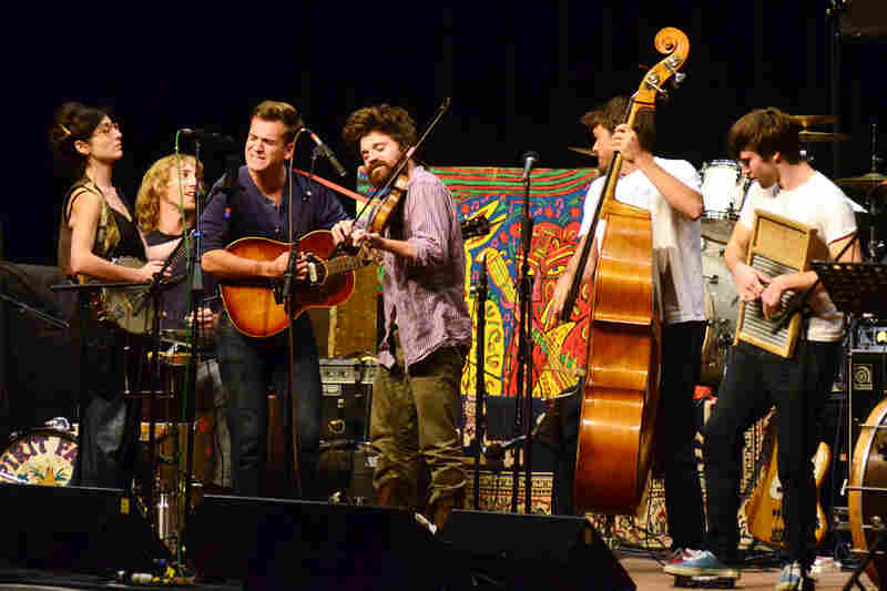 Spirit Family Reunion is based in Brooklyn, but the band's sound is distinctly rural.