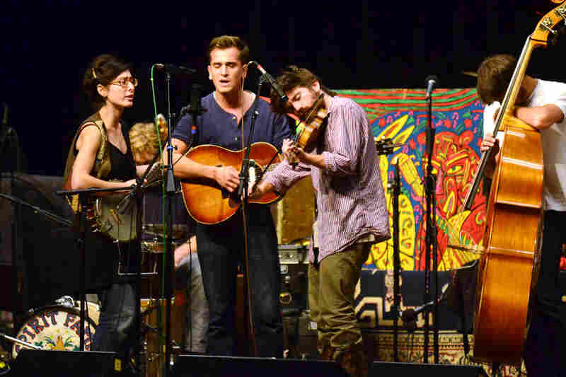 Spirit Family Reunion brings the folk sounds of years past to vibrant, hollering life.