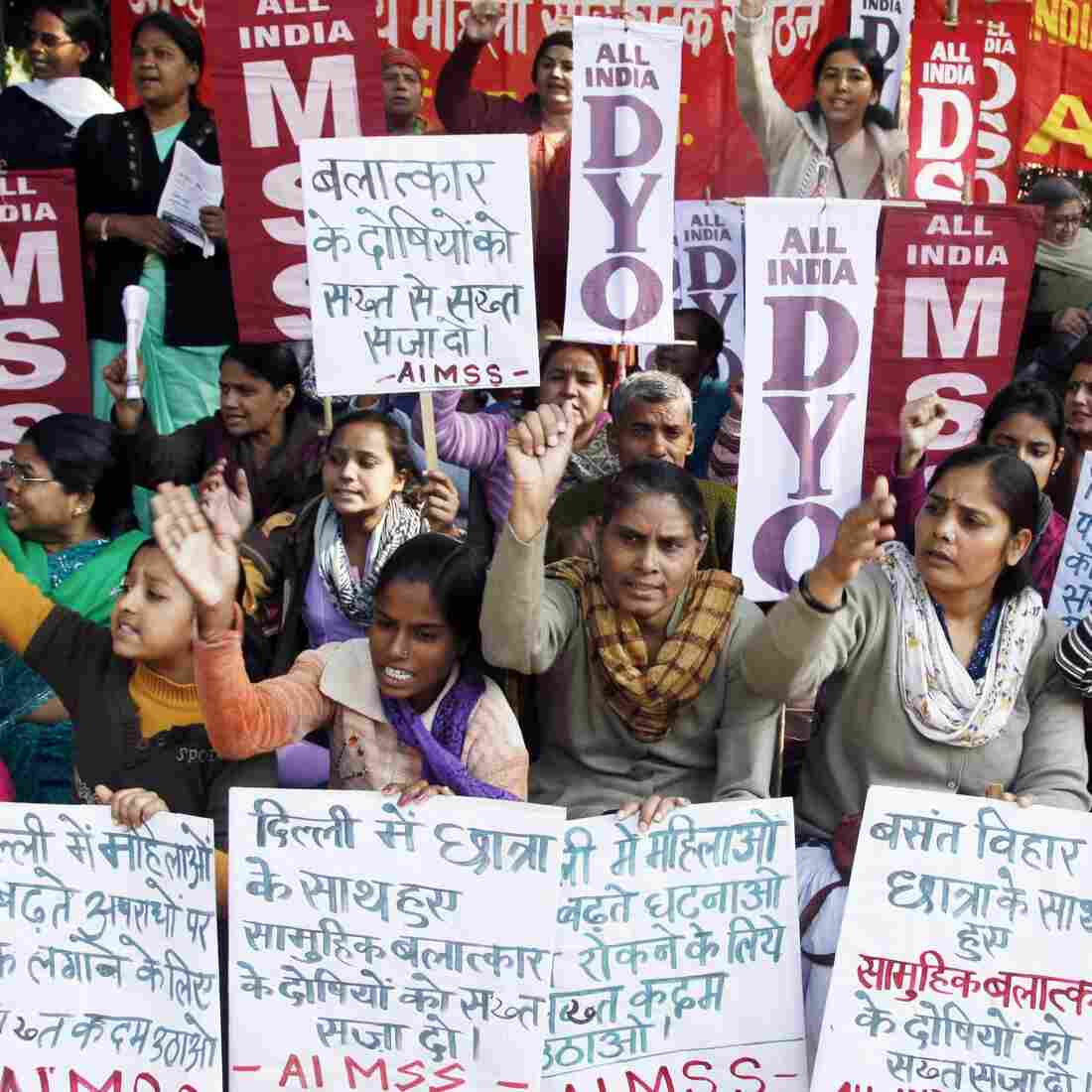 Rape Case In India Provokes Widespread Outrage