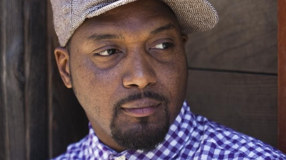 Bryant Terry is a chef, food justice activist and author who lives in Oakland, Calif. (Courtesy of Da Capo Lifelong Books)