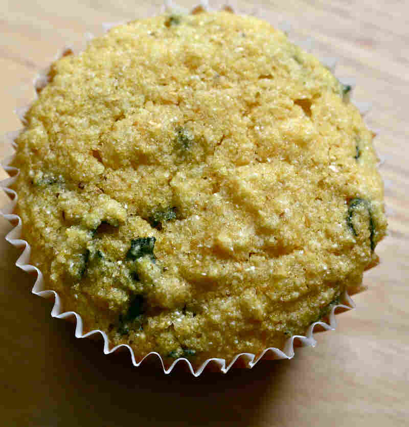 Corn Muffins With Sage And Corn