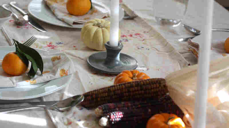 A Gluten-Free Holiday Table