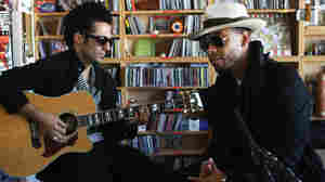 Miguel: Tiny Desk Concert